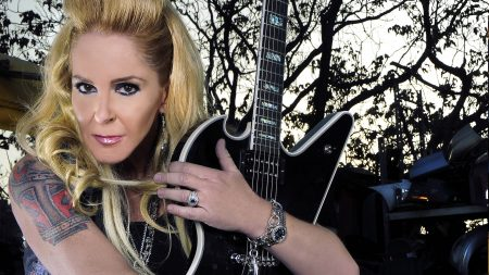 lita ford, girl, guitar