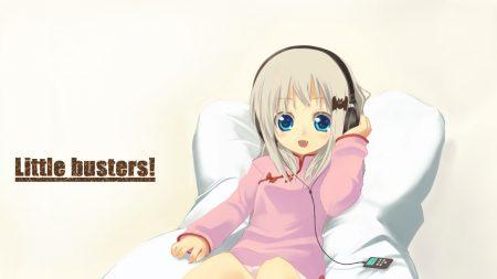 little busters, noumi kudryavka, girl
