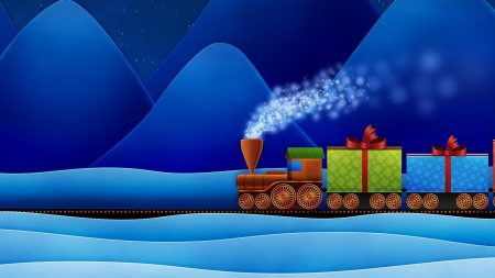 locomotive, rail, gifts