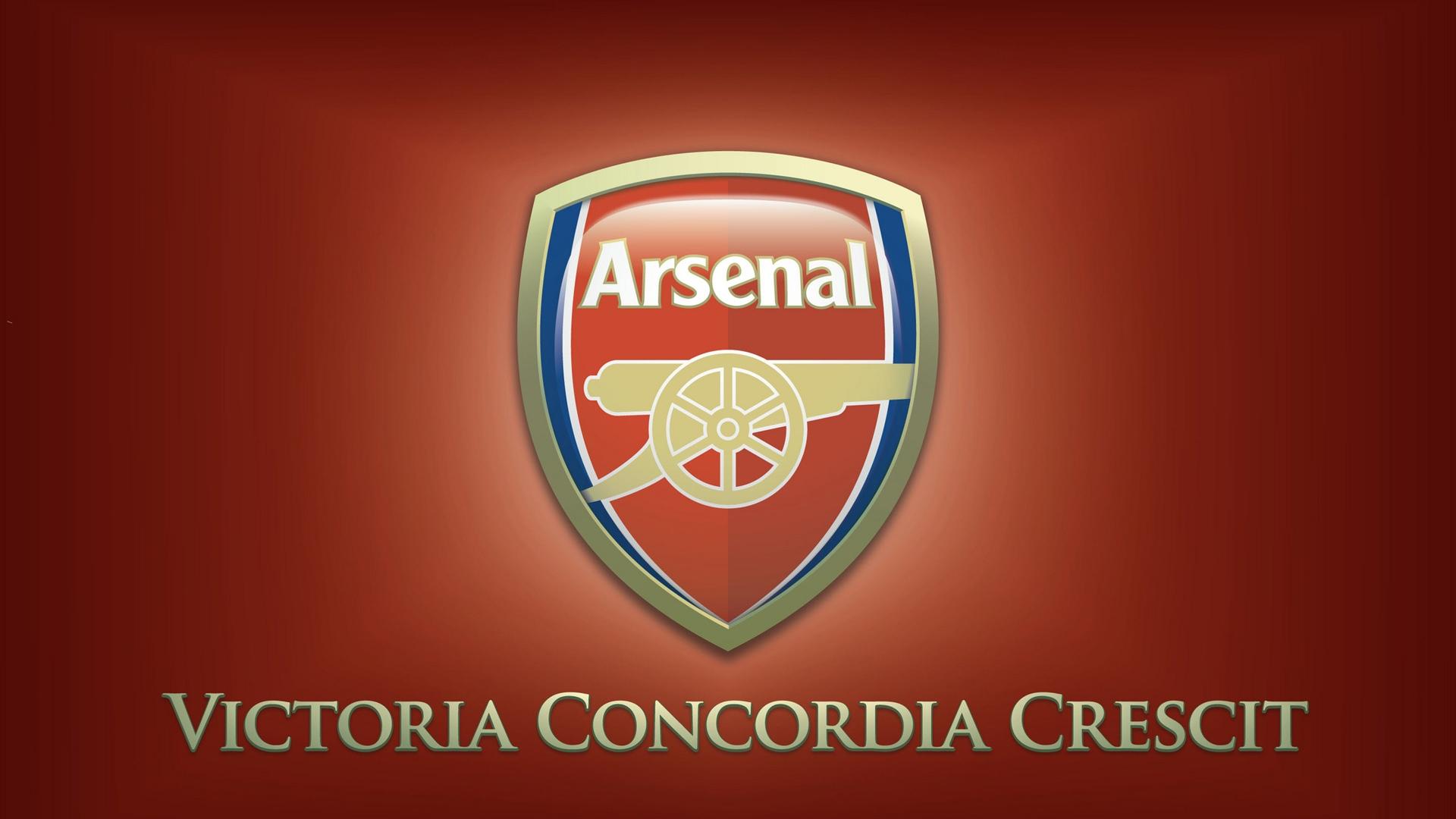 Download Wallpaper 1920x1080 Logo, Arsenal, Football Club