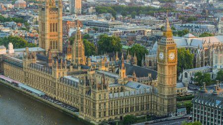 london, england, buildings