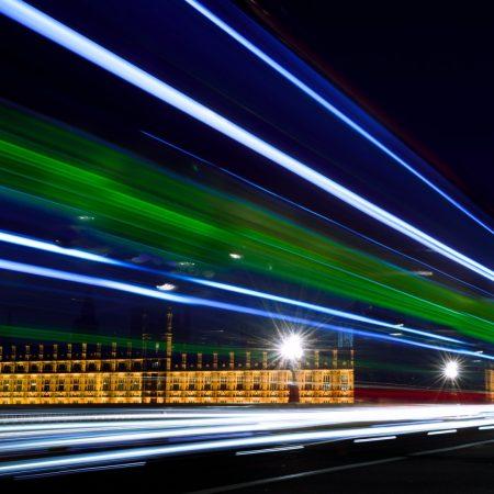 london, england, night