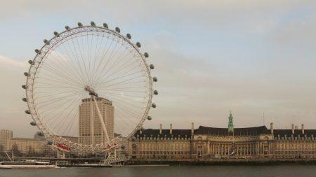 london, england, river