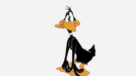 looney tunes, daffy duck, cartoon