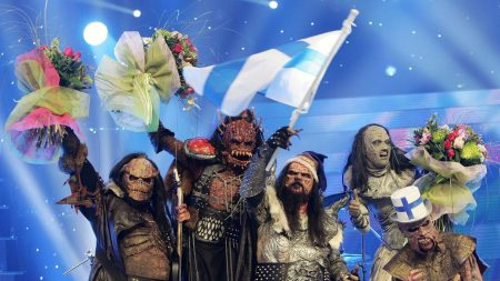 lordi, eurovision, flag