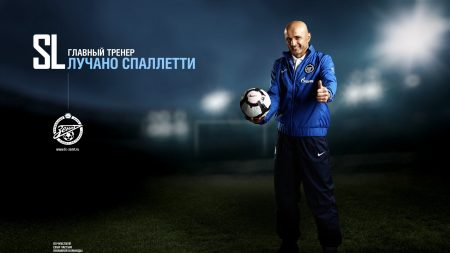 luciano spalletti, head coach, ball