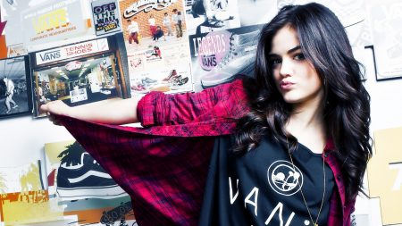 lucy hale, posters, wall