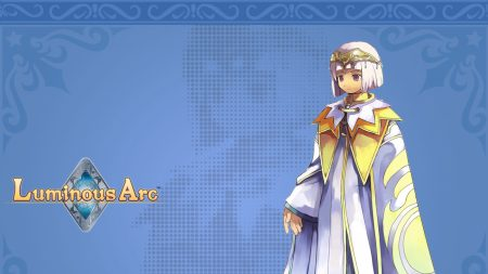 luminous arc, boy, crown