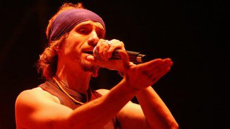 macaco, microphone, hand
