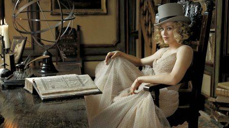 madonna, dress, hat
