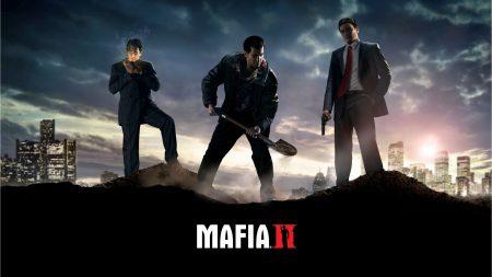 mafia 2, shovel, ground