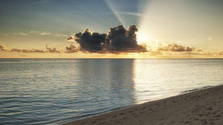 maldives, coast, beach