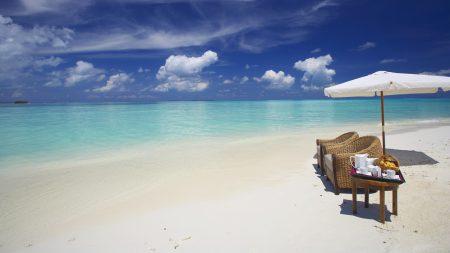 maldives, ocean, beach