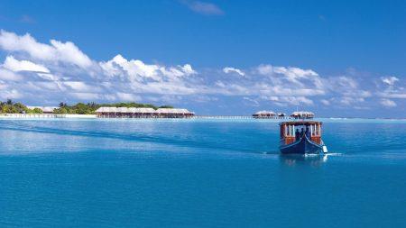 maldives, tropics, sea
