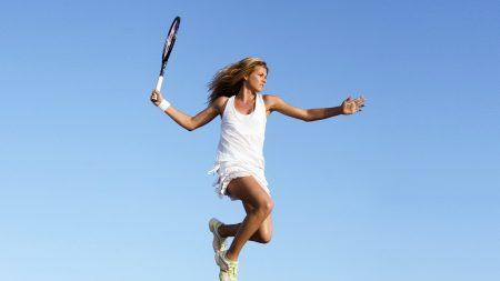 maria kirilenko, tennis, racket