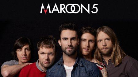 maroon 5, band, members