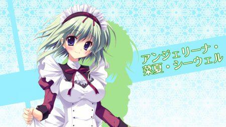 mashiroiro symphony, angelina nanatsu sewell, girl