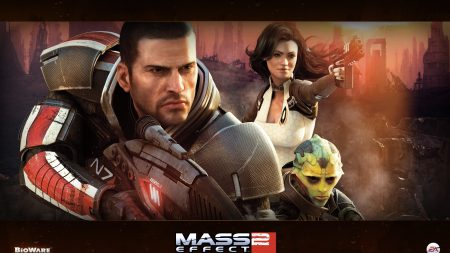 mass effect 2, team, captain