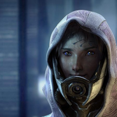 mass effect 3, character, female