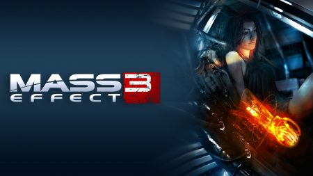 mass effect 3, female, energy
