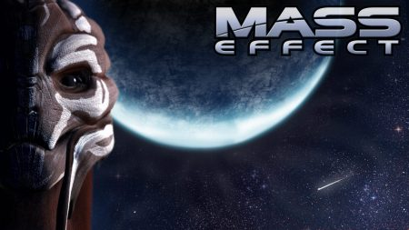 mass effect 3, monster, face