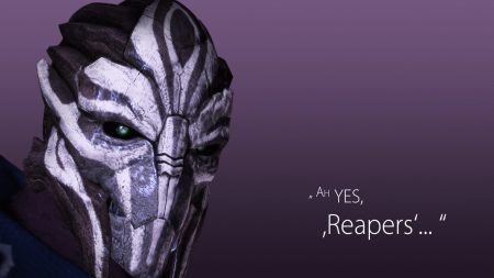 mass effect 3, turian councilor, quote
