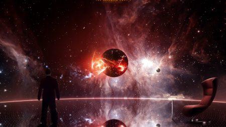 mass effect, illusive man, planet