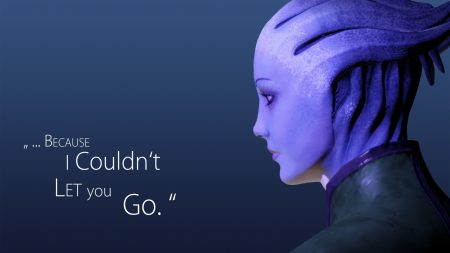 mass effect, liara tsoni, quote