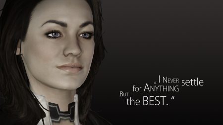 mass effect, miranda lawson, quote
