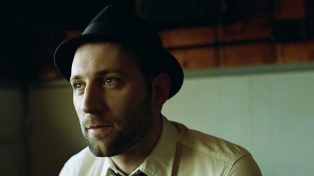 mat kearny, hat, shirt