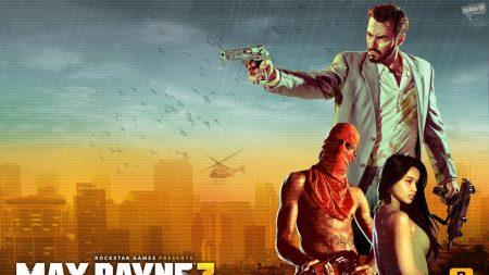 max payne 3, rockstar games, max payne