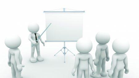 men, presentation, white background