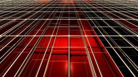 mesh, surface, metal