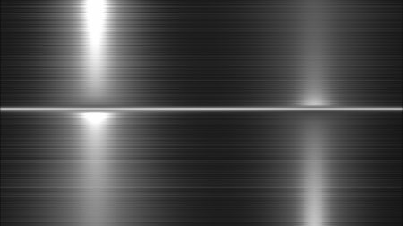 metal, silver, light