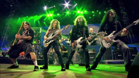 metallica, band, members