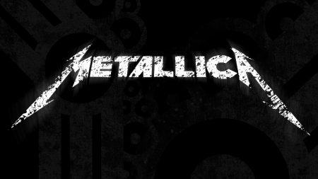 metallica, sign, letters
