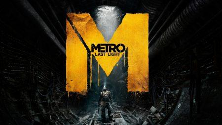 metro last light, game, sign