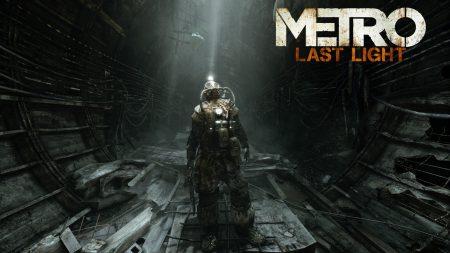 metro last light, man, suit