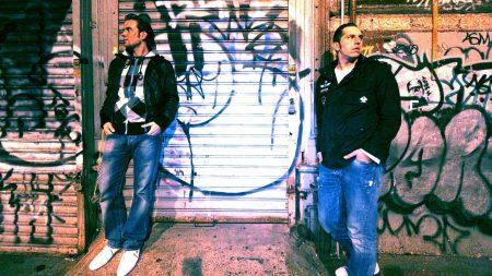 michael mind project, band, graffiti