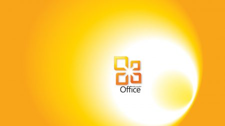 microsoft, office, yellow