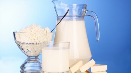 milk, cheese, decanter