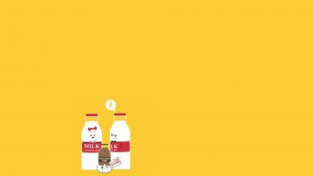 milk, chocolate, jealousy