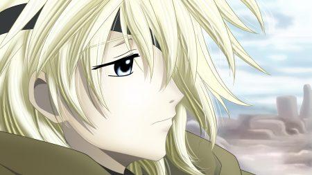 minitokyo tsubasa, guy, blonde