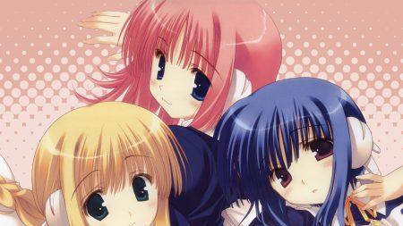 mitsumi misato, to heart 2, girls