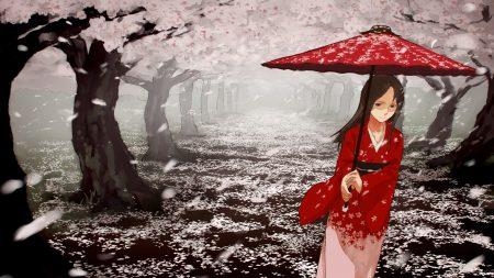 mizu asato, girl, kimono