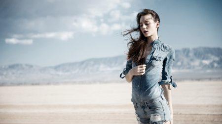 model, field, wind