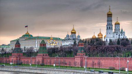 moscow, kremlin, kremlin wall