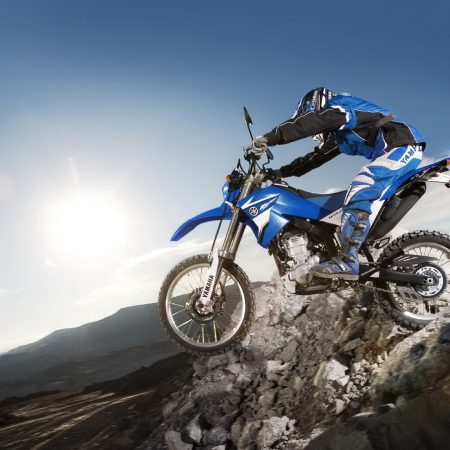 motorcycle, stones, extreme