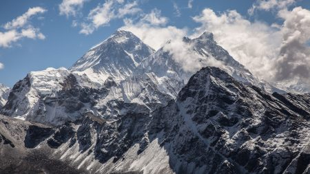 mountains, height, freshness