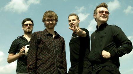 muchy, sky, band